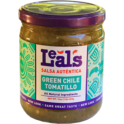 Leal's Green Chile Tomatillo Salsa