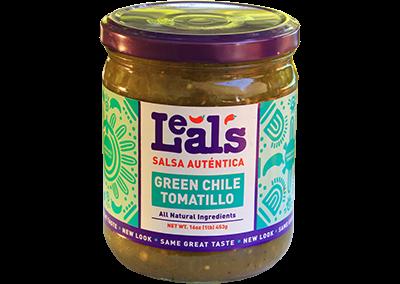 Leal's Green Chile Tomatillo Salsa