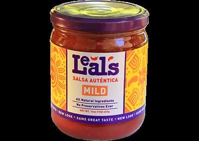Leal's Mild Salsa