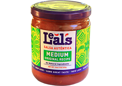 Leal's Original Recipe Salsa